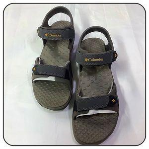 Columbia Riptide Men's Sandals Size 7 Mud Color